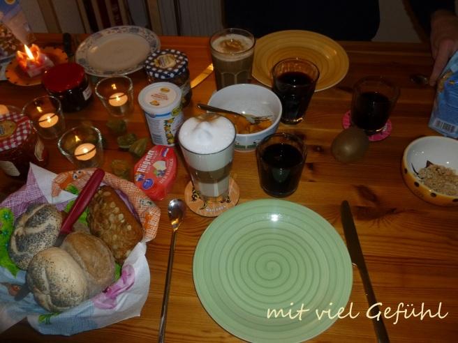 11. Sonntagsfrühstück